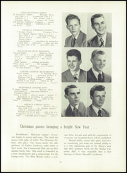 Page 33, 1950 Edition, St Marys High School - Blue Mantle Yearbook (Milford, MA) online yearbook collection