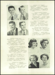 Page 34, 1950 Edition, St Marys High School - Blue Mantle Yearbook (Milford, MA) online yearbook collection