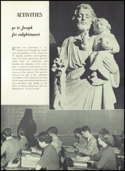 Page 59, 1950 Edition, St Marys High School - Blue Mantle Yearbook (Milford, MA) online yearbook collection