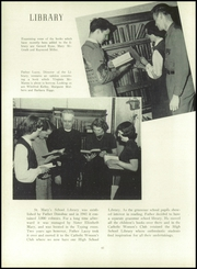 Page 64, 1950 Edition, St Marys High School - Blue Mantle Yearbook (Milford, MA) online yearbook collection