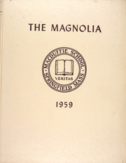 Page 1, 1959 Edition, MacDuffie School - Magnolia Yearbook (Springfield, MA) online yearbook collection
