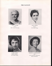 Page 16, 1959 Edition, MacDuffie School - Magnolia Yearbook (Springfield, MA) online yearbook collection