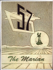 1957 Edition, St Marys High School - Marian Yearbook (Waltham, MA)