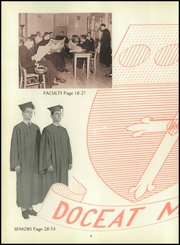 Page 10, 1957 Edition, Notre Dame High School - Crusader Yearbook (Fitchburg, MA) online yearbook collection