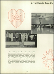 Page 14, 1957 Edition, Notre Dame High School - Crusader Yearbook (Fitchburg, MA) online yearbook collection
