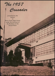 Page 6, 1957 Edition, Notre Dame High School - Crusader Yearbook (Fitchburg, MA) online yearbook collection