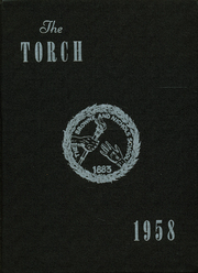 1958 Edition, Buckingham Browne and Nichols School - Torch Yearbook (Cambridge, MA)