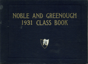 Noble and Greenough School - Yearbook (Dedham, MA) online yearbook collection, 1932 Edition, Page 1