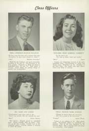 Page 14, 1947 Edition, St Patrick High School - Emerald Yearbook (Roxbury, MA) online yearbook collection