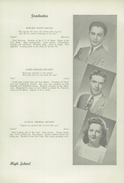 Page 17, 1947 Edition, St Patrick High School - Emerald Yearbook (Roxbury, MA) online yearbook collection