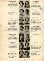 Page 14, 1937 Edition, Roxbury Memorial High School for Girls - Laurel Yearbook (Boston, MA) online yearbook collection