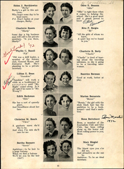 Page 15, 1937 Edition, Roxbury Memorial High School for Girls - Laurel Yearbook (Boston, MA) online yearbook collection