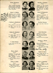 Page 16, 1937 Edition, Roxbury Memorial High School for Girls - Laurel Yearbook (Boston, MA) online yearbook collection