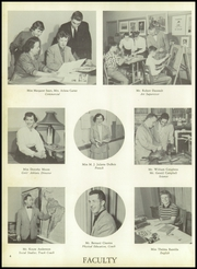 Page 10, 1955 Edition, Bridgewater High School - Bridge Yearbook (Bridgewater, MA) online yearbook collection