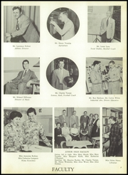 Page 11, 1955 Edition, Bridgewater High School - Bridge Yearbook (Bridgewater, MA) online yearbook collection