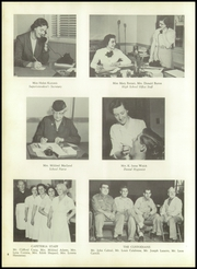 Page 12, 1955 Edition, Bridgewater High School - Bridge Yearbook (Bridgewater, MA) online yearbook collection