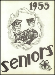 Page 13, 1955 Edition, Bridgewater High School - Bridge Yearbook (Bridgewater, MA) online yearbook collection
