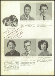 Page 14, 1955 Edition, Bridgewater High School - Bridge Yearbook (Bridgewater, MA) online yearbook collection