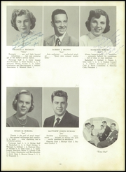 Page 15, 1955 Edition, Bridgewater High School - Bridge Yearbook (Bridgewater, MA) online yearbook collection