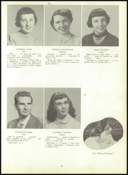 Page 17, 1955 Edition, Bridgewater High School - Bridge Yearbook (Bridgewater, MA) online yearbook collection