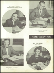 Page 9, 1955 Edition, Bridgewater High School - Bridge Yearbook (Bridgewater, MA) online yearbook collection