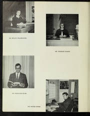 Page 10, 1969 Edition, Marianhill High School - Yearbook (Southbridge, MA) online yearbook collection