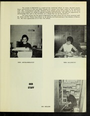 Page 5, 1969 Edition, Marianhill High School - Yearbook (Southbridge, MA) online yearbook collection