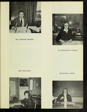 Page 9, 1969 Edition, Marianhill High School - Yearbook (Southbridge, MA) online yearbook collection