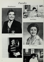 Page 10, 1984 Edition, Marianhill High School - Yearbook (Southbridge, MA) online yearbook collection