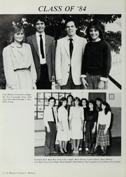 Page 16, 1984 Edition, Marianhill High School - Yearbook (Southbridge, MA) online yearbook collection