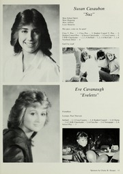 Page 17, 1984 Edition, Marianhill High School - Yearbook (Southbridge, MA) online yearbook collection