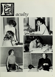 Page 9, 1984 Edition, Marianhill High School - Yearbook (Southbridge, MA) online yearbook collection