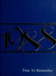 Page 1, 1988 Edition, Marianhill High School - Yearbook (Southbridge, MA) online yearbook collection