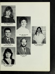 Page 11, 1988 Edition, Marianhill High School - Yearbook (Southbridge, MA) online yearbook collection
