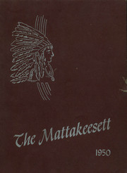 1950 Edition, Pembroke High School - Wampum Yearbook (Pembroke, MA)