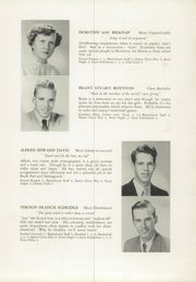 Page 13, 1951 Edition, Pembroke High School - Wampum Yearbook (Pembroke, MA) online yearbook collection