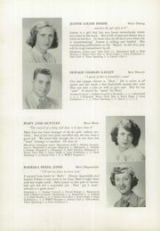 Page 14, 1951 Edition, Pembroke High School - Wampum Yearbook (Pembroke, MA) online yearbook collection