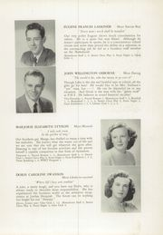 Page 15, 1951 Edition, Pembroke High School - Wampum Yearbook (Pembroke, MA) online yearbook collection