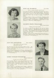 Page 16, 1951 Edition, Pembroke High School - Wampum Yearbook (Pembroke, MA) online yearbook collection