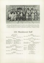 Page 6, 1951 Edition, Pembroke High School - Wampum Yearbook (Pembroke, MA) online yearbook collection