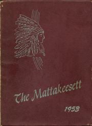 1953 Edition, Pembroke High School - Wampum Yearbook (Pembroke, MA)
