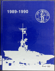 1990 Edition, Lexington (AVT 16) - Naval Cruise Book