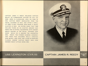 Page 15, 1958 Edition, Lexington (CVA 16) - Naval Cruise Book online yearbook collection