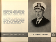 Page 17, 1958 Edition, Lexington (CVA 16) - Naval Cruise Book online yearbook collection