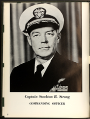 Page 12, 1961 Edition, Lexington (CVA 16) - Naval Cruise Book online yearbook collection