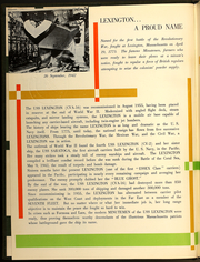 Page 6, 1961 Edition, Lexington (CVA 16) - Naval Cruise Book online yearbook collection