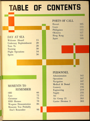 Page 7, 1961 Edition, Lexington (CVA 16) - Naval Cruise Book online yearbook collection