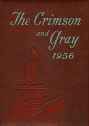 Wells High School - Crimson and Gray Yearbook (Southbridge, MA) online yearbook collection, 1956 Edition, Page 1