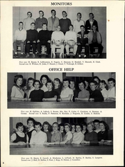 Page 12, 1959 Edition, Dalton High School - Dalhi Log Yearbook (Dalton, MA) online yearbook collection