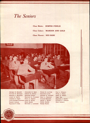 Page 16, 1947 Edition, Prevost High School - Prevost Yearbook (Fall River, MA) online yearbook collection